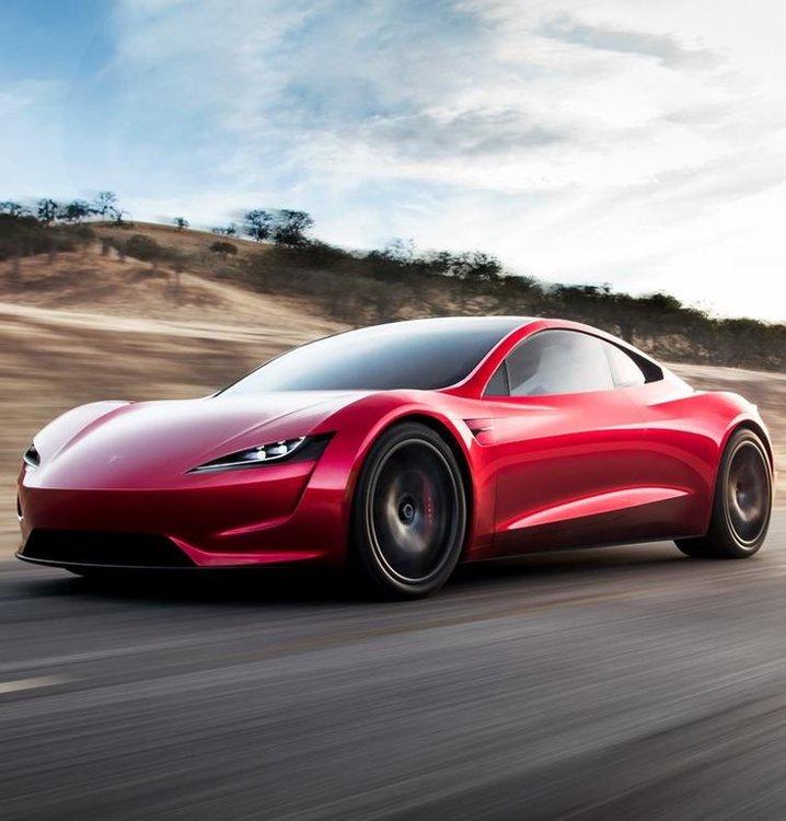 Новый Тесла Родстер 2.0 2020 видео обзор