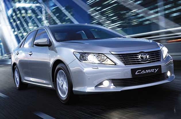 Toyota Camry 2012 фотография