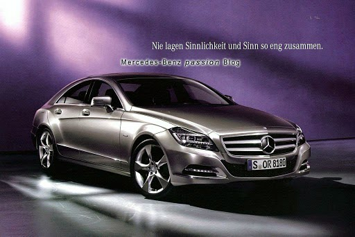 Mercedes CLS 2012 фото 2