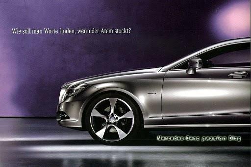 Mercedes CLS 2012 фото