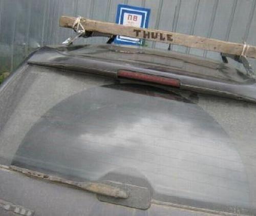 Багажник для Лады