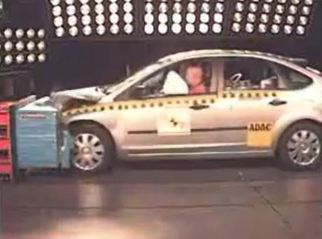 Форд Фокус 3 краш-тест фото