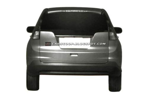 Honda CR-V 2012 задние фонари