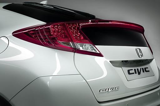 Honda Civic фото