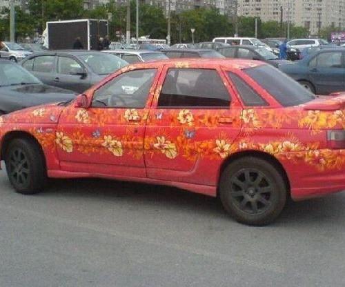 Хороший цвет ВАЗ