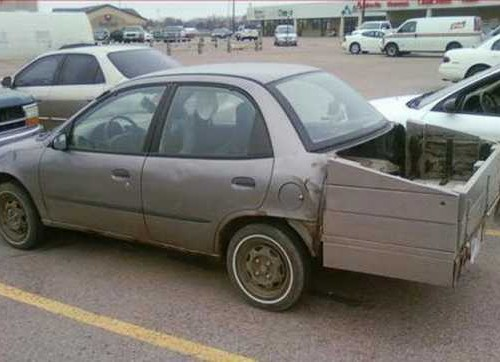 К чему приводит ремонт авто своими
