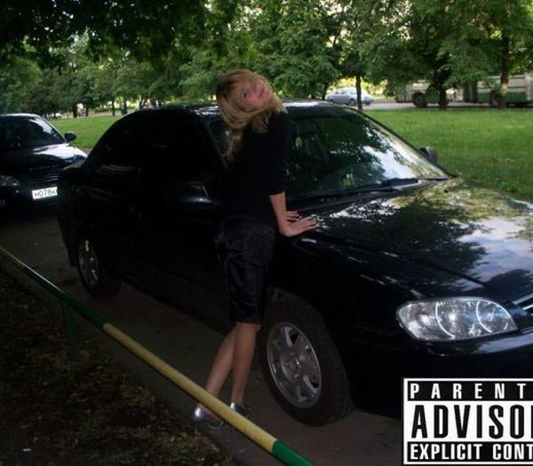 Русские девушки и авто - фото 2