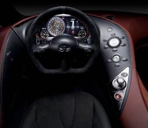 Шикарный и дорогой салон авто - 8