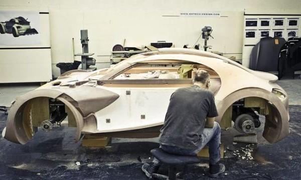 концепт автомобилей создание