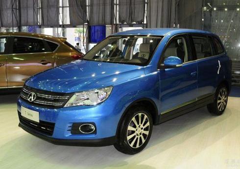 T-SUV клон Volkswagen Tiguan