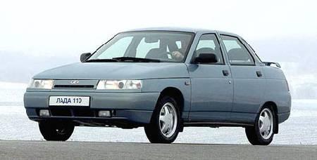 ВАЗ 2110 расход топлива