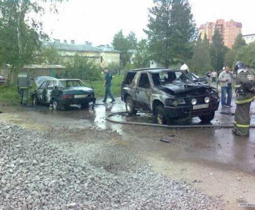 авто вандалы - фото 5
