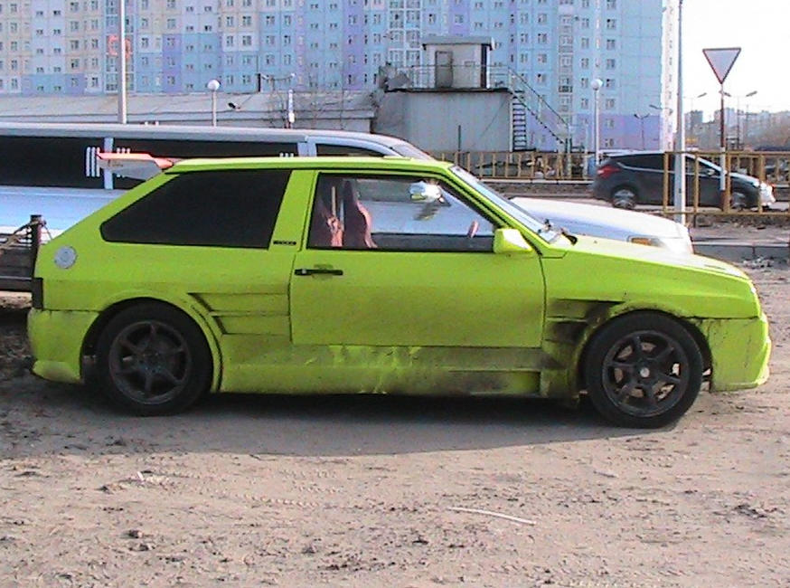 обвес ВАЗ 2108