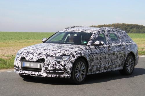 Audi A6 Avant Allroad 2012 – первые фото