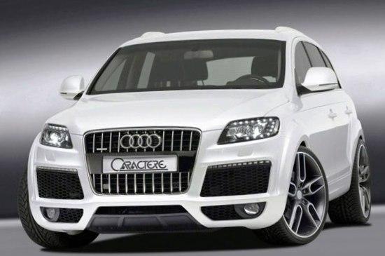 Audi Q7 V12 TDI - Седьмое место