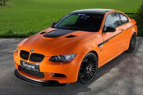 фото BMW M3 GTS