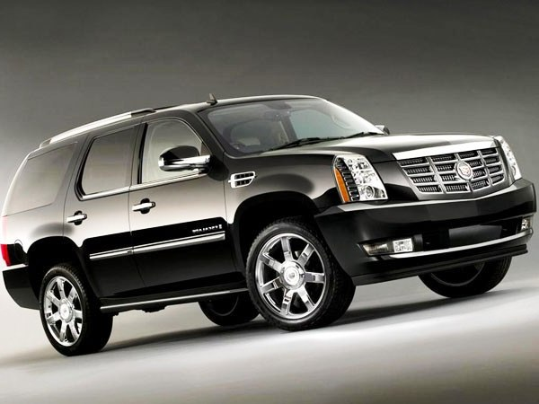 Cadillac Escalade - девятое место