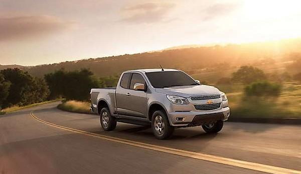 Chevrolet Colorado 2012 фото