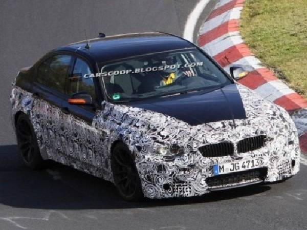 Фото новой BMW M3 2012