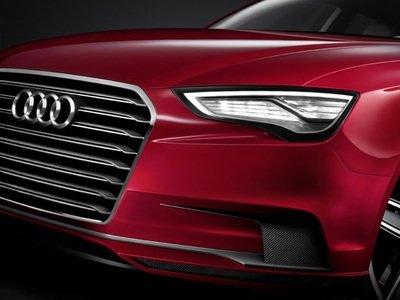 Хэтчбек Audi A3 фото