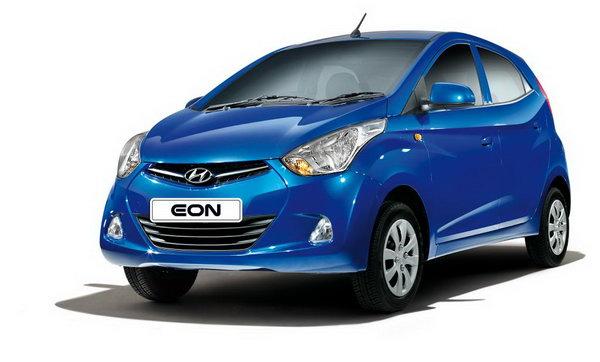 Hyundai Eon фото