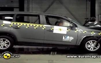 Краш-тест нового Шевроле Орландо 2012