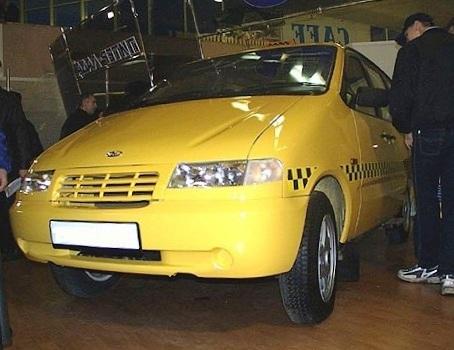 Lada-такси фото