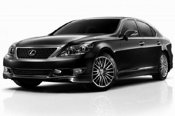 Фото Lexus LS 460 Sport Special Edition 2012 года