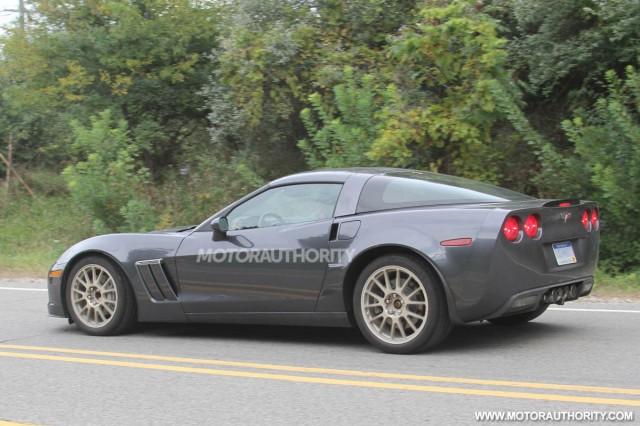 Новый Chevrolet Corvette C7 2014