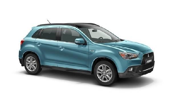 Новый Mitsubishi ASX 2012