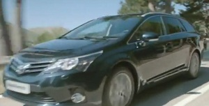 Универсал Toyota Avensis 2012