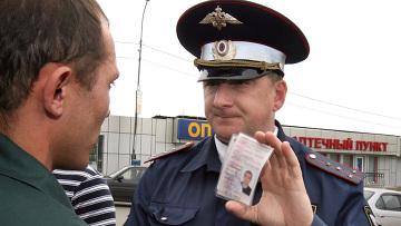 В России скоро появятся новые водительские права