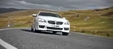 Видео о купе BMW 640d M Sport - RHD 2012