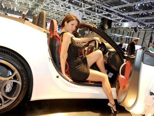 За рулем Alfa Romeo