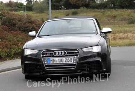 фото Кабриолет Audi RS5 2012