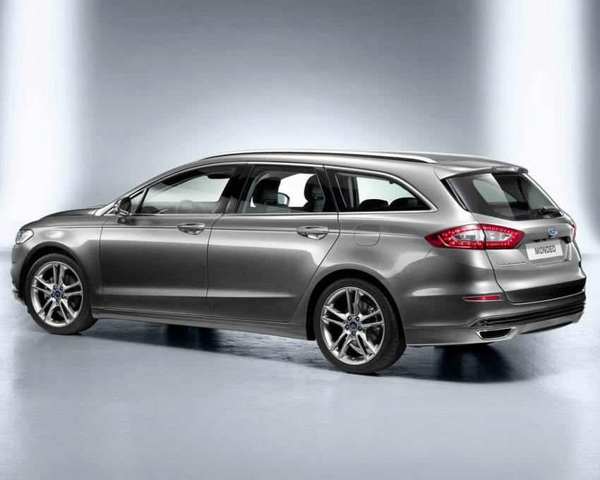 фото универсала Ford Mondeo 2013