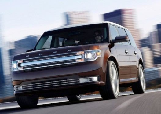 Новый ford flex 2012 характеристики видео