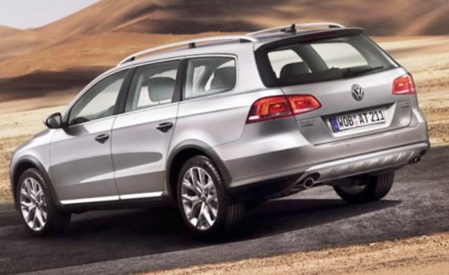 Новый Volkswagen Passat Alltrack