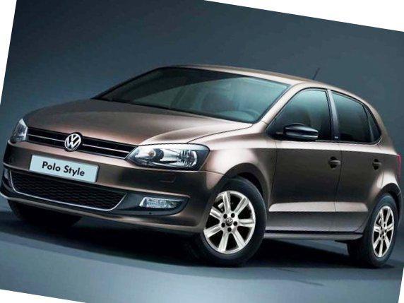 Новый Volkswagen Polo Style 2012