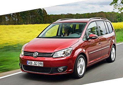 Технические характеристики Volkswagen Touran 1,4 TSI