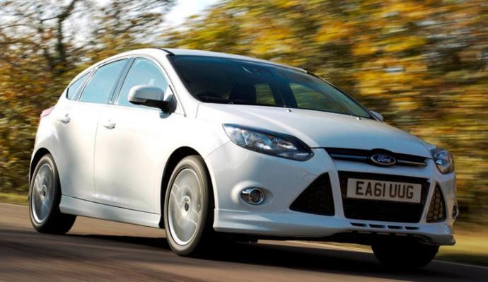 Новый спортивный Ford Focus Zetec S