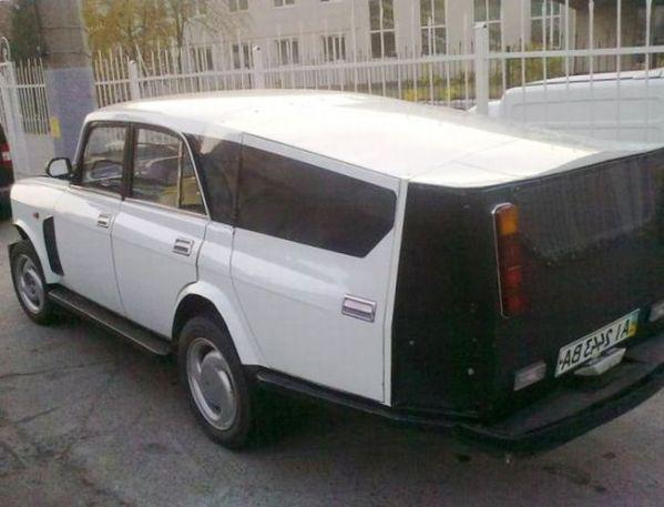 москвич люкс тюнинг