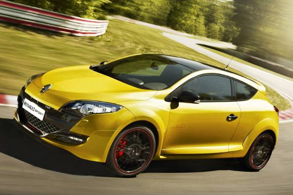 Новый Renault Megane RS