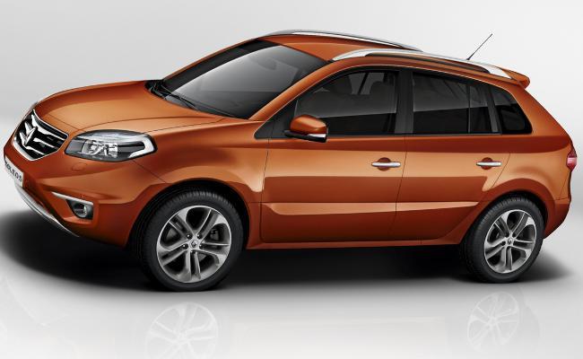 Renault Koleos 2012