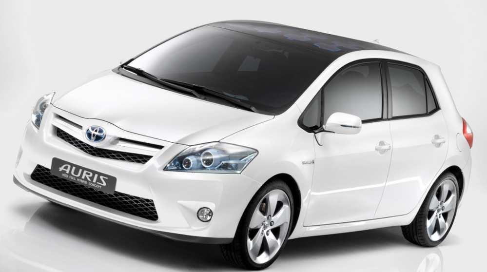 Toyota Auris с дизельным двигателем от БМВ