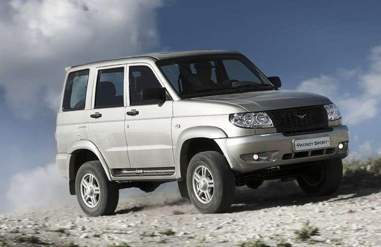 УАЗ с новым дизельным двигателем
