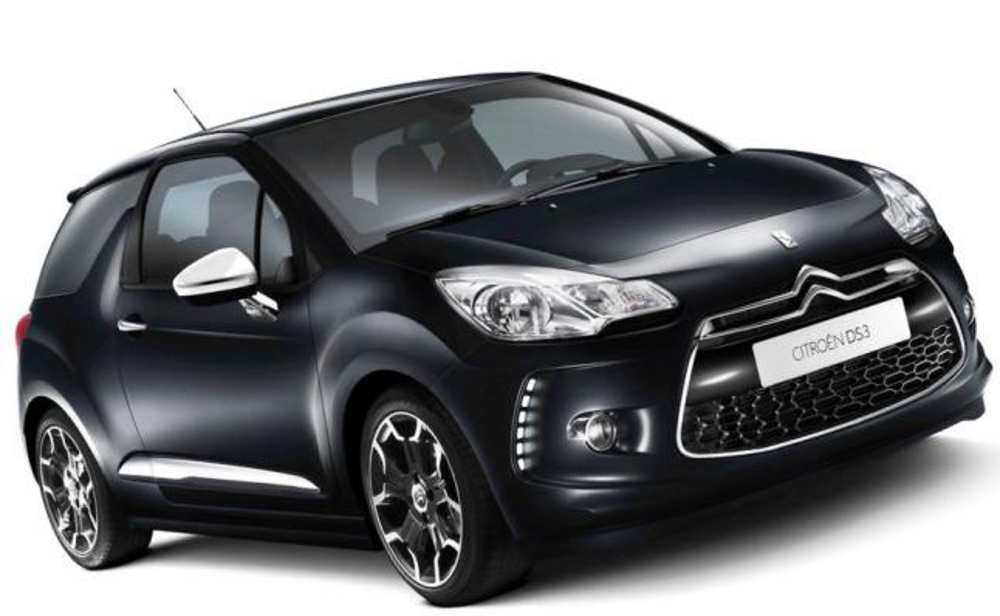 Citroen DS3 Ultra Prestige - фото