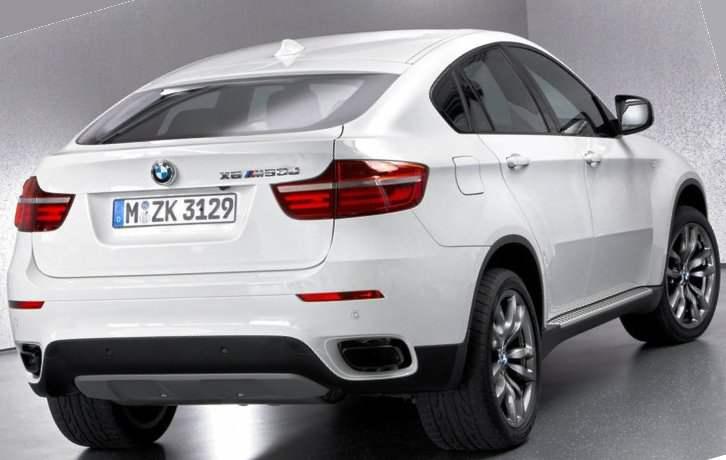 BMW X6 2013: характеристики, фото, видео БМВ X6 2013