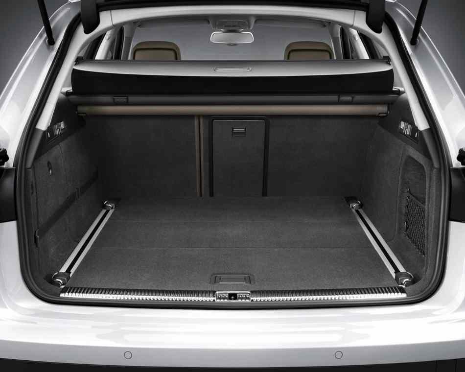 Багажник Audi A6 Allroad