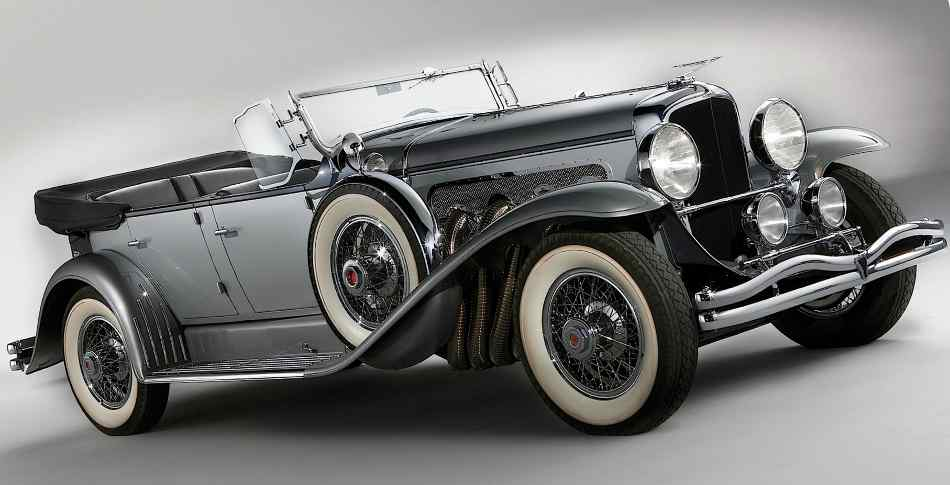 Duesenberg Model J Roadster 1931 года